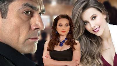 """Jorge Salinas explota al defender a su esposa Elizabeth Álvarez y llama """"actriz incompetente"""" a Paulina Goto"""