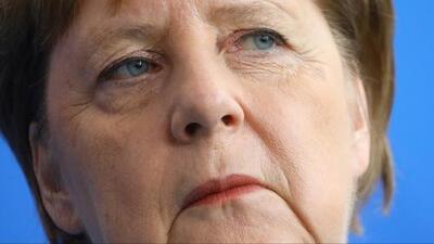 Angela Merkel sufre de nuevo temblores en público y habla de ellos por primera vez