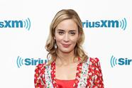 NEW YORK, NY - DECEMBER 03: Actress Emily Blunt visits the SiriusXM Studio on December 3, 2018 in New York City. (Photo by Cindy Ord/Getty Images for SiriusXM)