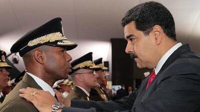 General venezolano que encabezó el intento de rebelión contra Maduro huyó a Colombia