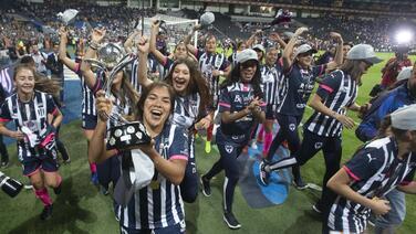 ¡Rayadas! Marca cervecera premiará a las campeonas de Liga MX Femenil