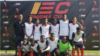 Atropellan a tres niños integrantes de un equipo de fútbol del Little Haiti Football Club en Miami