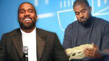 En pleno divorcio de Kim Kardashian, Kanye West hace historia en EEUU con casi 7 mil millones de dólares