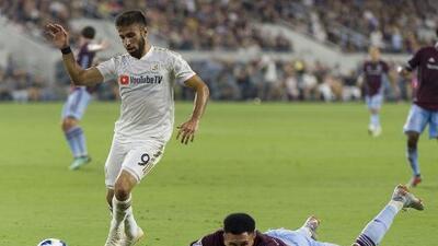 Diego Rossi sella triunfo de un LAFC que llegará entonado a 'El Tráfico'