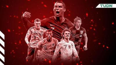 ¡Se definen los pases a la Eurocopa! Aquí las combinaciones