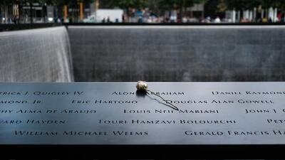 A 18 años de la tragedia, Nueva York rinde tributo a las víctimas del 9/11