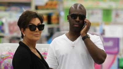 Kris Jenner planea su boda con Corey Gamble