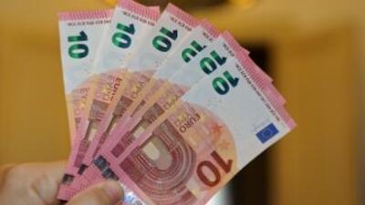 El nuevo billete de 10 euros es más difícil de falsificar que el anterior