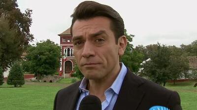 Jorge Salinas es el padre de 7 hijos medio descarriados