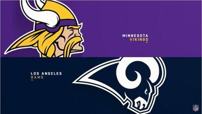 Highlights: Minnesota Vikings 31-38 Los Angeles Rams | Semana 4