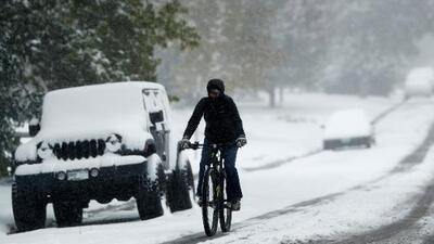 Bajas temperaturas batirán más de 150 récords en EEUU ante el frente frío que persistirá hasta la próxima semana