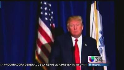 ¿Qué se propone Trump al visitar México este miércoles?