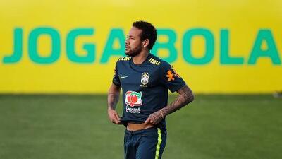 """¿Venganza o coincidencia? Juvenil que """"humilló"""" a Neymar dejó la concentración de Brasil"""