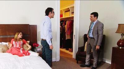 Erick y Miguel se pelearon por Consuelo