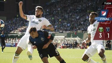 Portland Timbers encuentra la ruta de los playoffs de MLS sin Diego Valeri y Brian Fernández