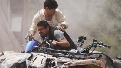 'El Chapo'  Season 2, World Premiere September 17th on Univision