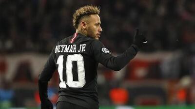 ¡SOS! El PSG reportó que Neymar no se presentó a entrenar