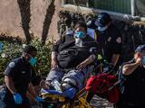 Reportan ligera disminución de casos y hospitalizaciones por coronavirus en el condado de Los Ángeles