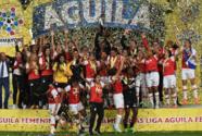 Independiente Santa Fe se coronó como el primer campeón del fútbol colombiano femenino
