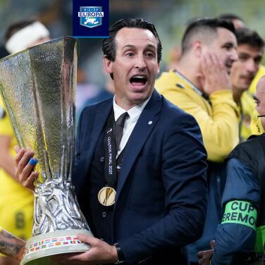 ¡Mister de Europa League! Unai Emery consigue el poker de títulos