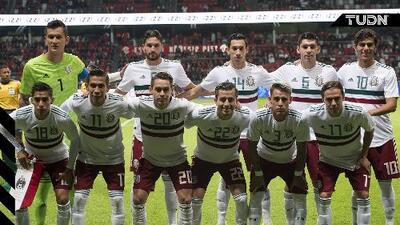 Doce jugadores debutan con la Selección de México ante Trinidad y Tobago
