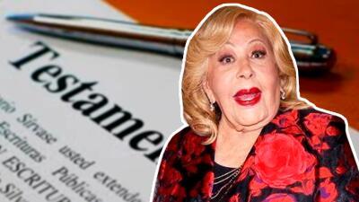 Un familiar de Silvia Pinal desmiente que la actriz tenga una fortuna millonaria