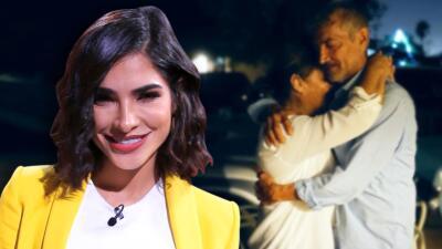 Alejandra Espinoza escribe emotivo mensaje por el aniversario número 45 de sus padres