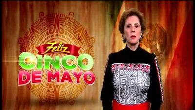 La Cónsul de México en NY te desea un Feliz 5 de Mayo