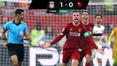 Liverpool vence a Flamengo y es nuevo campeón del mundo