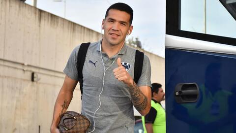 De último minuto Paraguay llama a Celso Ortiz de Rayados para enfrentar a México