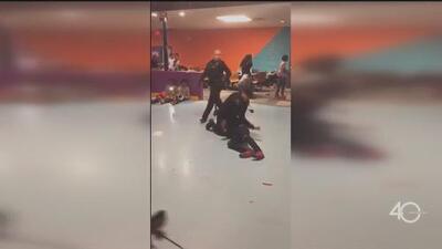Denuncian abuso de autoridad por parte de oficiales de Glendale para frenar una pelea entre jóvenes