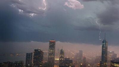 Se prevén lluvias y tormentas eléctricas para este martes en Chicago