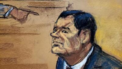 'El Chapo' planeó transportar cocaína en buques petroleros de Pemex, alega capo colombiano en juicio