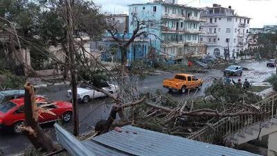 Un potente tornado azota Cuba: hay tres fallecidos y más de la mitad de la isla está sin electricidad