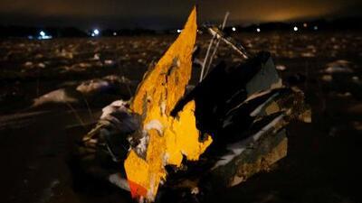 Lo que se sabe del accidente del avión ruso que se estrelló matando a sus 71 pasajeros