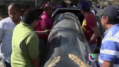 Riña en cárcel venezolana dejó 58 muertos