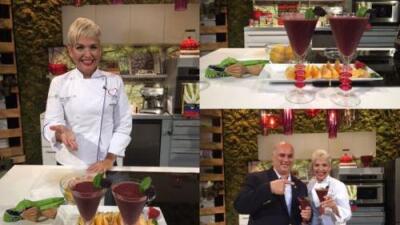 Recetas deliciosas y saludables con el Chef Corazón