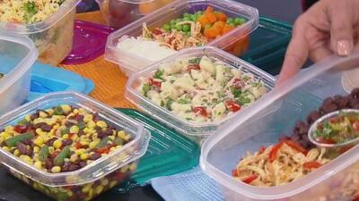 Estas recetas pueden ayudarte a preparar platos saludables y económicos para tus hijos
