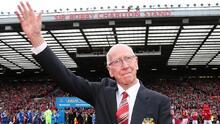 Sir Bobby Charlton es diagnosticado con demencia