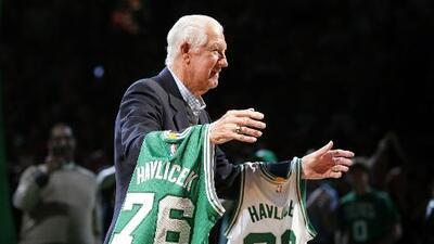 Falleció leyenda de Celtics, John Havlicek, a los 79 años