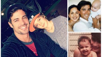 Actores y actrices que se convirtieron en papás antes de cumplir 25 años