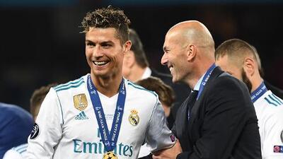 ¿Ahora si se va CR7 del Madrid?: la marcha de Zidane dificulta aún más su continuidad