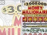 Residente de Filadelfia gana tres millones de dólares en un raspadito de la lotería