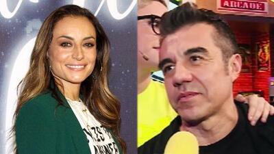 Adrián Uribe no evade más las preguntas sobre el fin de su relación (una vez más) con Marimar Vega