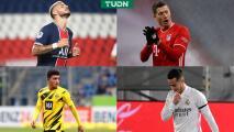 Las bajas y dudas para juegos de vuelta de Champions League