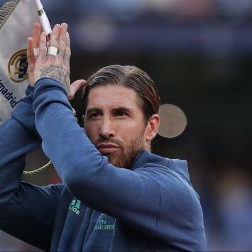 Sergio Ramos da el nombre del central a futuro para el Real Madrid