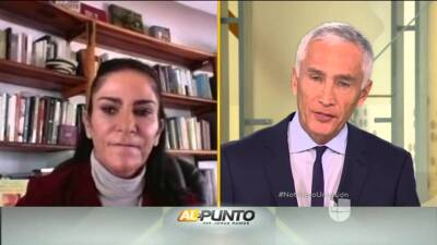 Transcript: Lydia Cacho interviewed by Jorge Ramos