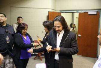 Marco Antonio Solis se presentó en L.A.!