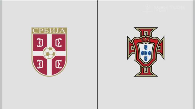 Serbia 2-4 Portugal – Goles y Resumen – Grupo B – Clasificatorio Eurocopa 2020