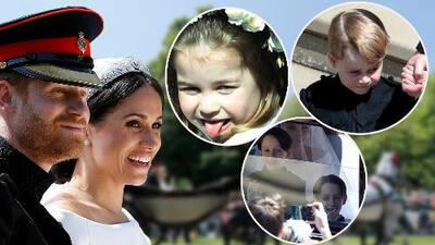 No solo es adorable: la princesa Charlotte es la niña más rentable de la realeza (te contamos por qué)